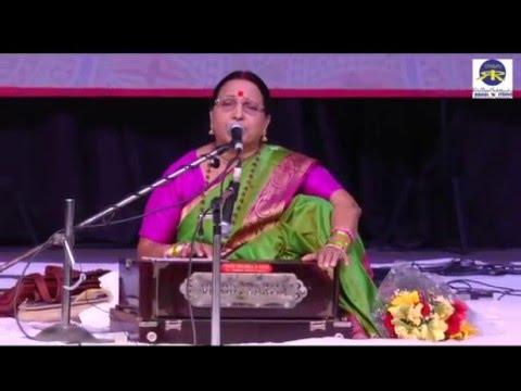 Sharda Sinha Live @Siri Fort Auditorium  in New Delhi