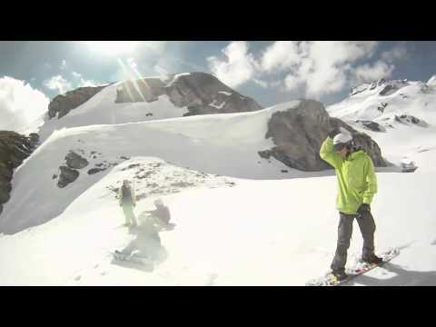 Jarrod Group April 2014 Raw Footage 2 @ VAL HELISKI