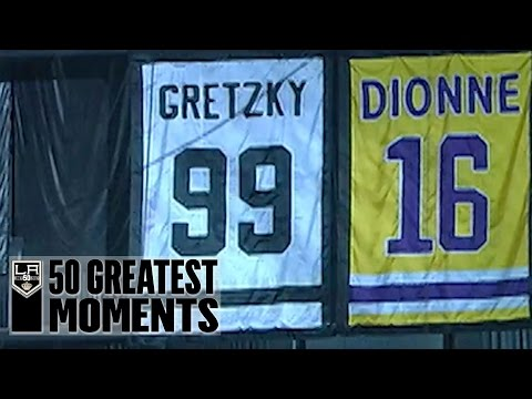 50 GREATEST MOMENTS | Number 99 Retired
