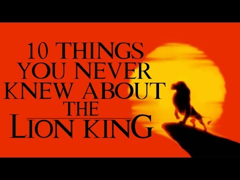 What the Circle of Life Lyrics Mean!!! (Secrets of Cinema: The Lion King)