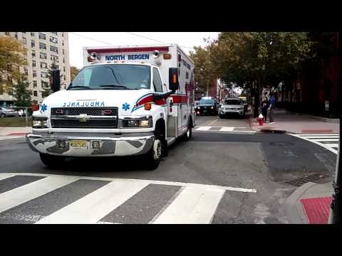 Out Of State Buffing: North Bergen EMS And Police Responding To Care Point ER In Hoboken, NJ