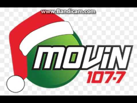 25 Days of Christmas Radio EXTRA: WMOV MOViN 1077 Station ID December 24, 2017 5:01pm