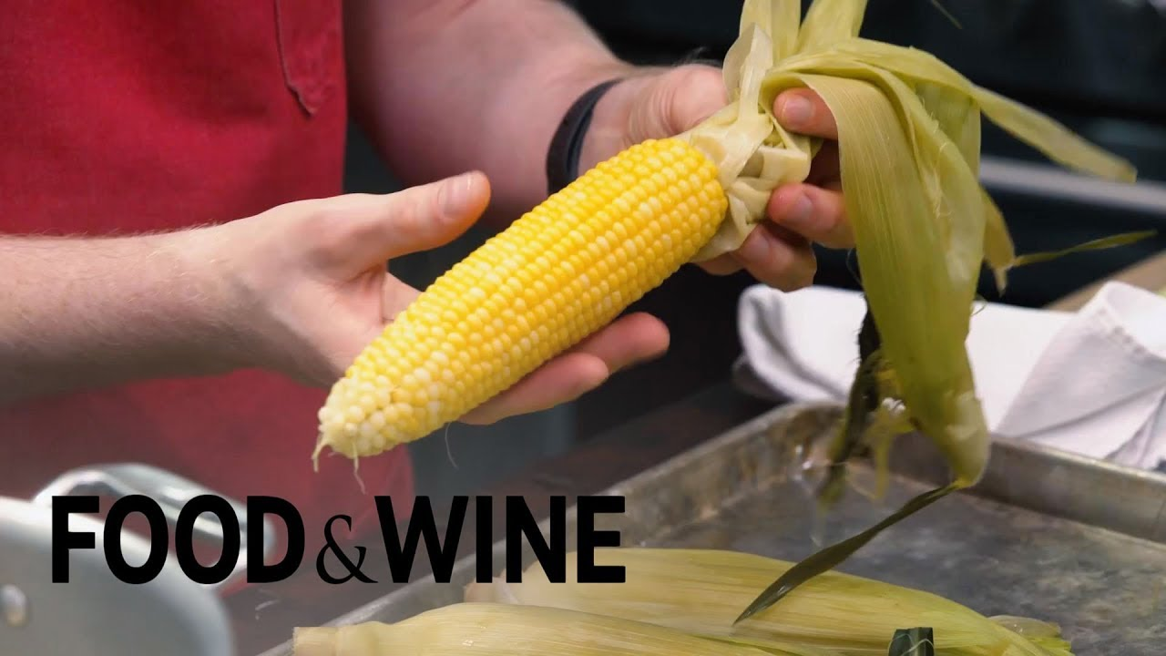 How To Shuck Corn Quickly And Easily Mad Genius Tips Food Wine