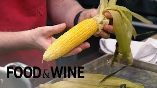 How To Shuck Corn Quickly and Easily   Mad Genius Tips   Food & Wine