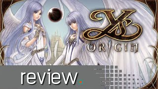 Ys Origin Switch Review - Noisy Pixel