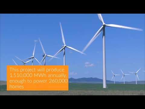 Construction has Begun on Australia's Largest Wind Farm