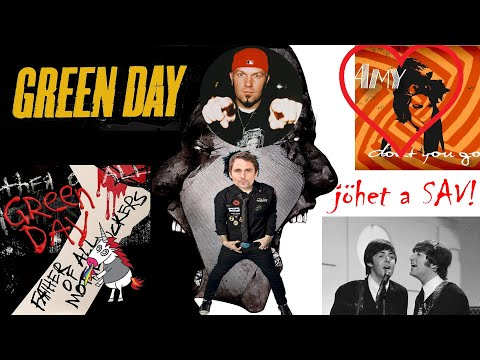 MÁR RÉG ELPATTANT AZ ARANYÉR... | Green Day - Father Of All... (2020)