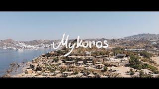 MYKONOS TRAVEL VIDEO | GREECE