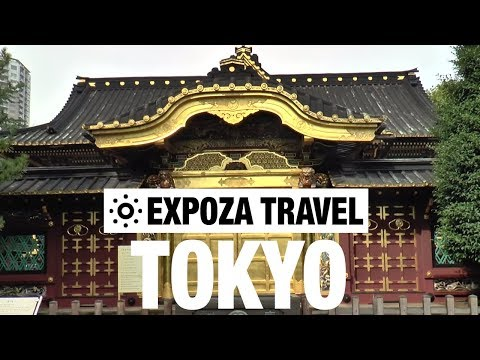 Tokyo (Japan) Vacation Travel Video Guide