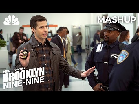 All of Jake's Fake Names - Brooklyn Nine-Nine (Mashup)