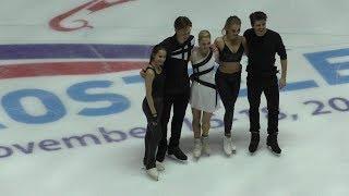Alina Zagitova GP Moscow Cup 2018 EXF