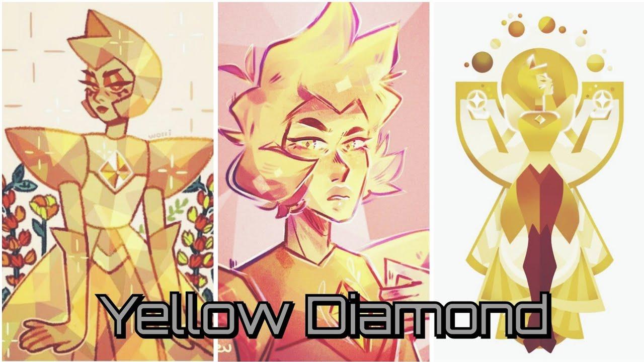 ♦Yellow Diamond Subliminal♦ ♦Unisex♦