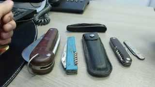 Складные ножи СССР(обновки-7)(, 2014-05-07T18:41:55.000Z)