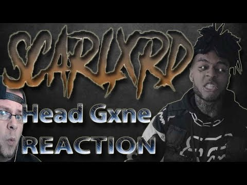 METALHEAD REACTION to scarlxrd (Head Gxne)