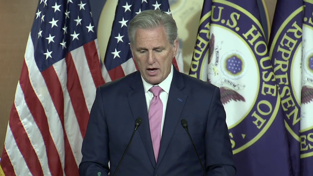 TIME TO INVESTIGATE CHINA: Kevin McCarthy DEMANDS FULL INVESTIGATION