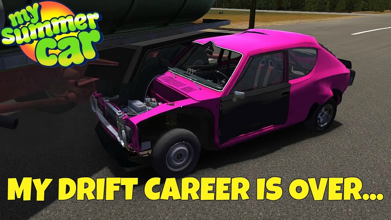 BAD DRIFTING & CAR TOWING! - My Summer Car Gameplay Mods - EP 22 ...