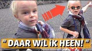 LUAN BEPAALT WAT EN WAAR WE KOPEN 😱 (shoplog) | Bellinga Familie Vloggers #1099