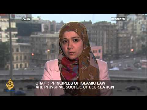 Inside Story - Will a new constitution divide or unite Egypt?
