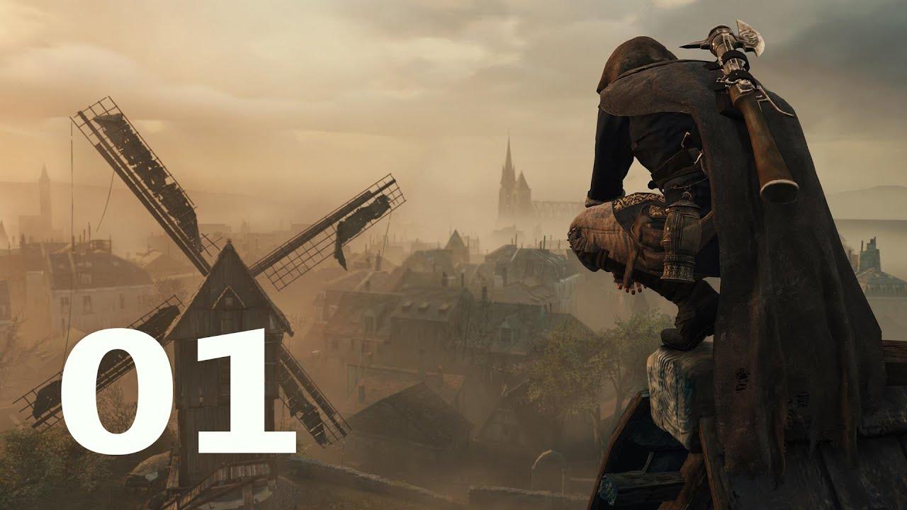 Assassin S Creed Unity Dead Kings Walkthrough Gameplay Part 1
