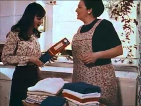 1970 S Commercials Bonus Laundry Detergent 1970s Youtube