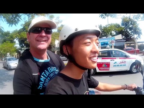 Motorbike Race in Hanoi 1 / prelude - adagio