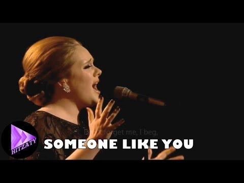 Adele : Someone Like You [Arabic Subtitles] مترجم عربي