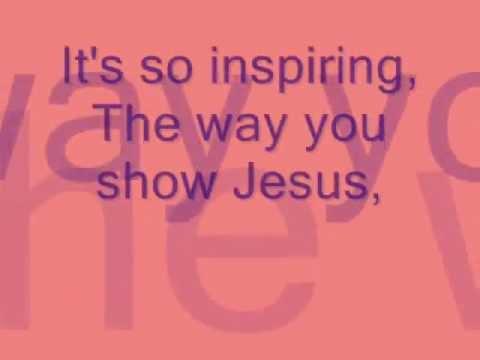Jamie Grace - Show Jesus (Lyric Video)