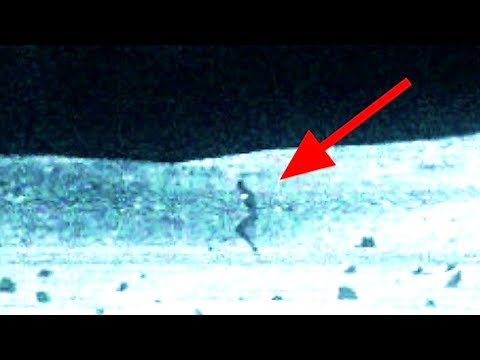 NASA Scientist Claims Somebody Else Is On The Moon