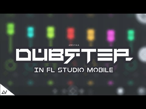 HOW TO MAKE DUBSTEP IN FL MOBILE ! (+project) | FL Studio Mobile Tutorial