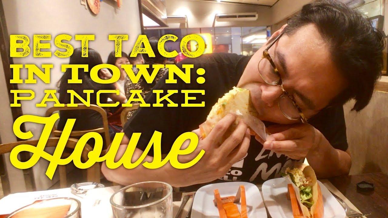 Best taco in town pancake house makati metro manila philippines best taco in town pancake house makati metro manila philippines ccuart Gallery