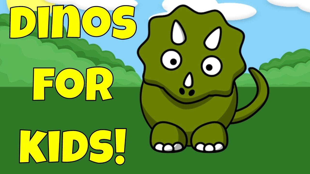Dinosaurs! Fun Dino Complilation for Kids!