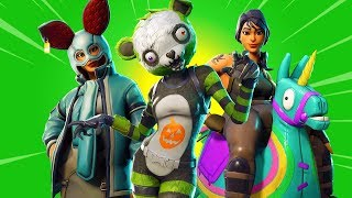 ALL *NEW* Fortnite Skins, Emotes, Gliders, & Pickaxes! (Update v6.21)