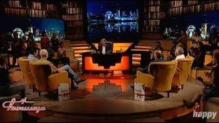 CIRILICA - Kako su nam oduzeli Kosovo i ko je kriv za to / Rasprava uzivo - (TV Happy 03.09.2018)