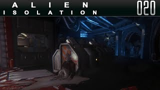 👽 ALIEN ISOLATION [020] [Der Frachtaufzug] thumbnail