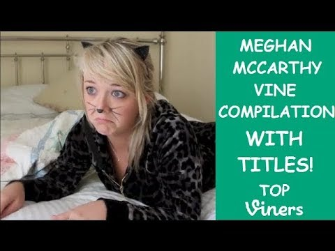 Thumbnail: Try Not To Laugh Or Grin Challenge: Funniest Meghan McCarthy Vines Compilation | Top Viners