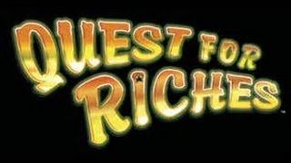 JACKPOT! Quest for Riches over 700 free spins