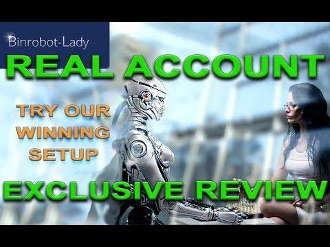 binrobot lady opinie)