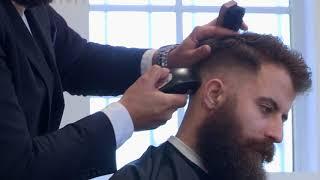 Formação de Barbeiro Portugal - Fabio Silva