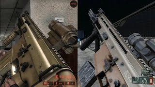 Killing Floor 1 VS Killing Floor 2 - Weapon Comparison