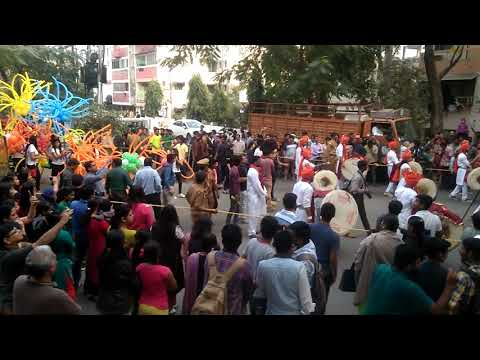 World orange festival NAGPUR pared Shankar nagar, laxmi nagar,  Bajaj Nagar, LAW sq. Dharampeth