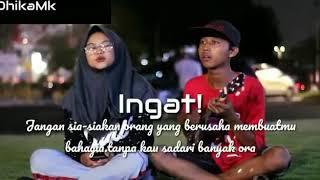 Video story wa Dimas gepenk
