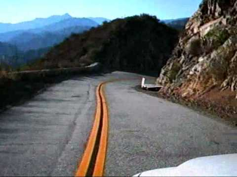 The Drive - Glendora Mountain Road / Glendora Ridge Road