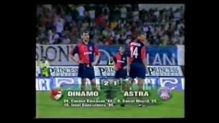 DINAMO - ASTRA  3-1[Cupa Romaniei 2002]