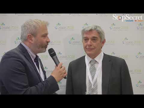 Lease 2018 - Massimo Macciocchi - Consigliere Delegato di IFIS Leasing