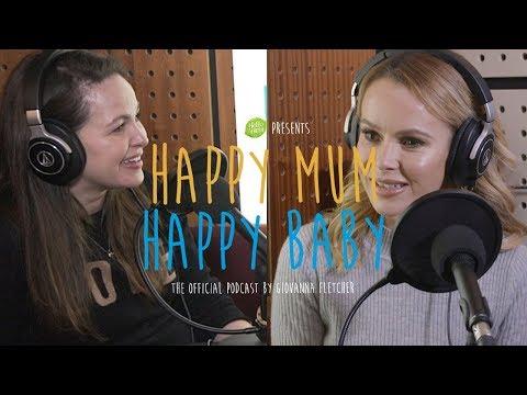 Amanda Holden | HAPPY MUM, HAPPY BABY: THE PODCAST | AD