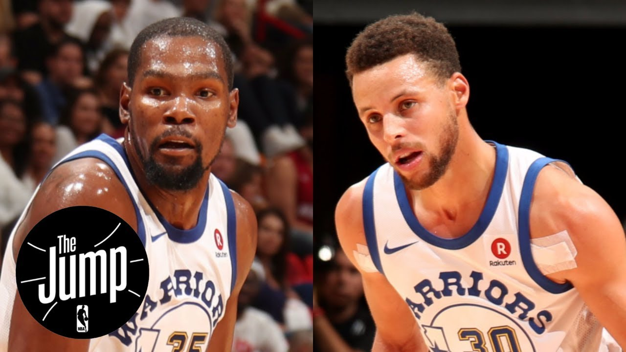8b431c04533f Kevin Durant or Steph Curry  Who is more important to the Warriors ...