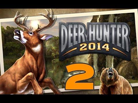 Deer Hunter 2014 - Gameplay Walkthrough Part 2 - Region 1 (iOS, Android)