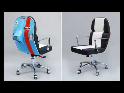 stylish office chairs furniture for home designs - youtube