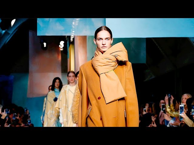 Roksanda | Fall Winter 2018/2019 Full Fashion Show | Exclusive