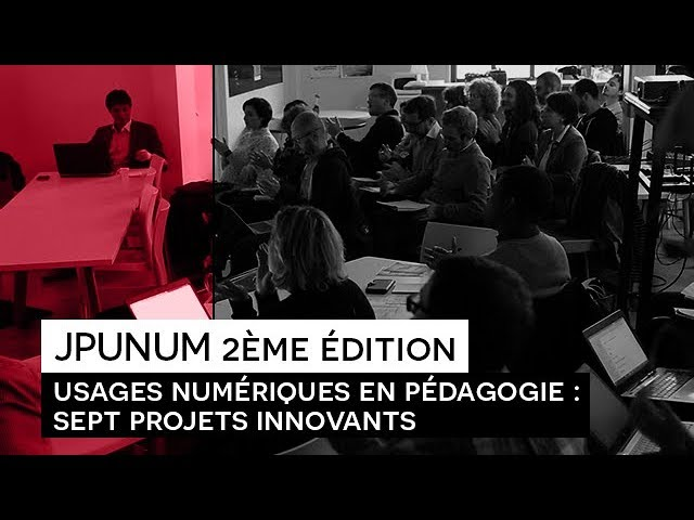 Usages pédagogiques en numérique : 7 projets innovants